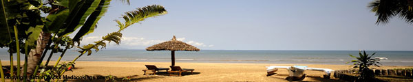 Relax on the gorgeous beaches of Nosy Be Madagascar